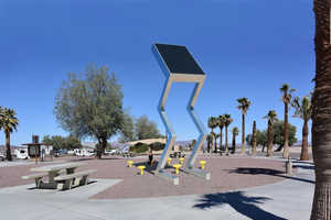 'Solar Electric Sculptures' Bring Beauty and Energy to Communities