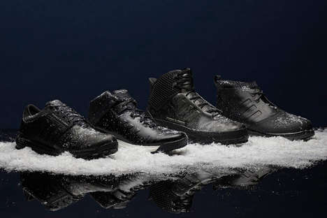 Spy-Inspired Sneakers - Porsche Design Sport Reinterpreted adidas Models with More Functionality