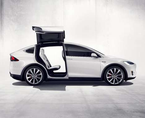Refreshed Electric Cars