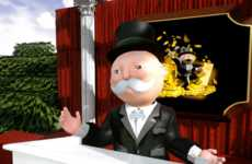 Hasbro Created a Facebook Live Broadcast Starring Mr. Monopoly