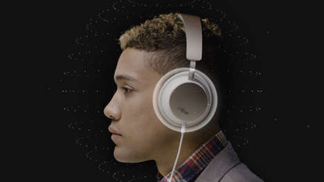 Spatial Audio Headphones - These Headphones Were Designed to Work for a Variety of Settings