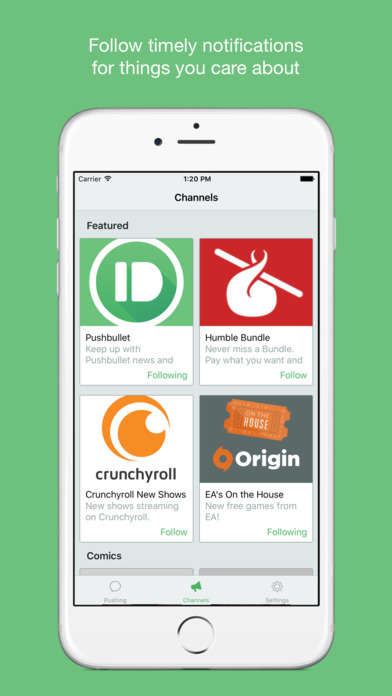 Streamlined File-Sharing Apps - Pushbullet Helps You Transfer Links and Files Between Devices