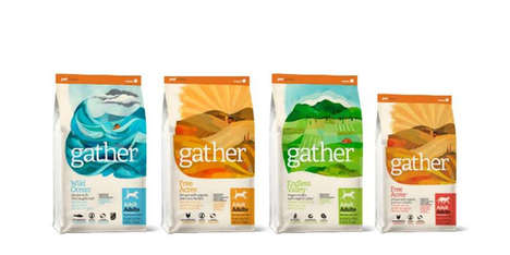 Sustainable Pet Food - These Organic Pet Foods are Healthy for Animals and the Environment