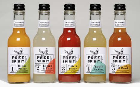 Alcoholic Fruit Juices - These Drinks Offer a Unique Blend of Flavors for Alcohol Lovers