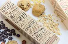 Rustic Cookie Branding