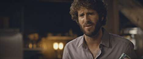 Rapper-Written Condom Ads - Lil Dicky Helped to Write This Comical Commercial for Trojan Condoms