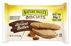 Nature Valley's Newest Crispy Biscuits are Topped with Nourishing Nut Butter