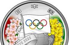 These Collector's Coins Honor the Games in Rio and Tokyo