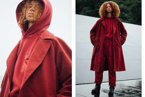 One-Toned Men's Lookbooks - ROTOL's Fall/Winter Series Features Simple Style with a Modern Flair