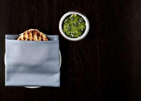 Food Scrap Condiments - Copenhagen's Amass Makes a Unique Kitchen Condiment with Leftover Greens