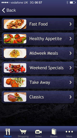 Shoppable Recipe Apps - Gordon Ramsay's 'Cook With Me' Lets Users Plan Meals and Grocery Lists