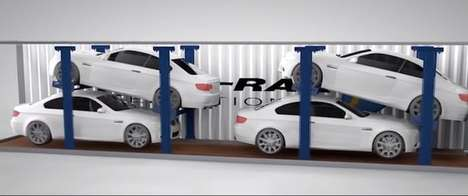 Space-Saving Shipping Software - This Software Boosts the Car Rack Capacity Of Shipping Containers