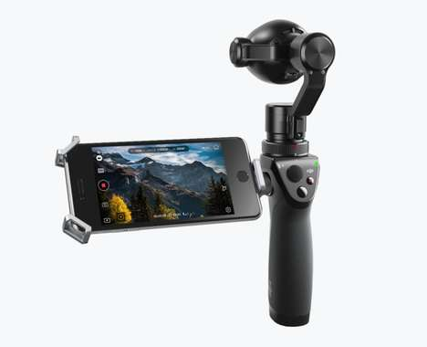 Stabilized 4K Action Cameras
