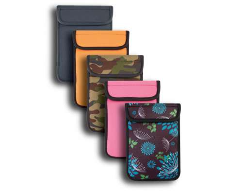 Acclimatizing Mobile Cases - The ClimateCase Ensures Smartphone Devices Don't Get Too Cold or Hot