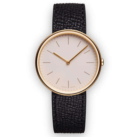 Female-Oriented Luxury Watches - The Uniform Wares New Watch is Specifically Targeted at Women