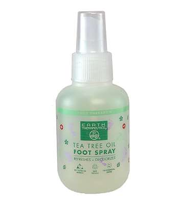 Herbal Foot Sprays - This Antiseptic Spray Helps to Promote Foot Health
