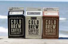 Cartoned Cold Brews