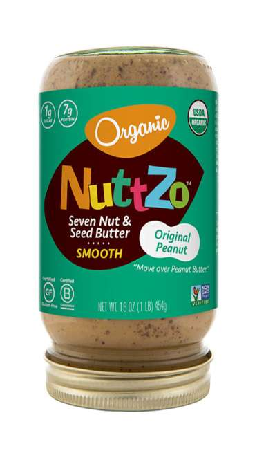 Nourishing Multi-Nut Spreads - 'NuttZo' Products are Made with a Blend of Seven Nuts and Seeds