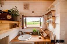 Cavernous Tiny Homes