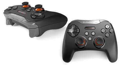 Virtual Reality Gamepads - The SteelSeries Stratus XL is One of the First VR-Compatible Gamepads