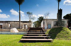Reimagined Mexican Resorts - This Resort Respects and Reinvents Crumbling Traditional Architecture