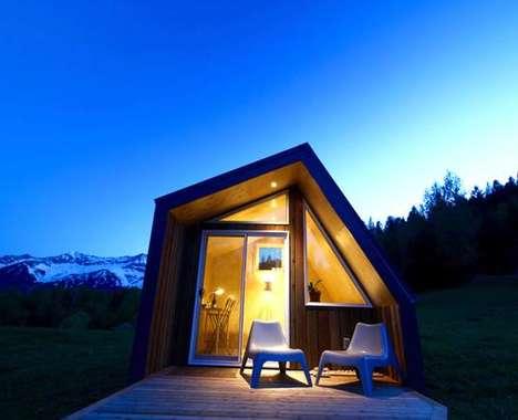 Customized Miniature Cabins