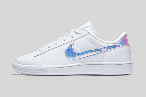 Leather Sneaker Revivals - Nike's New Collection Will Feature Redesigned Brand Favorites