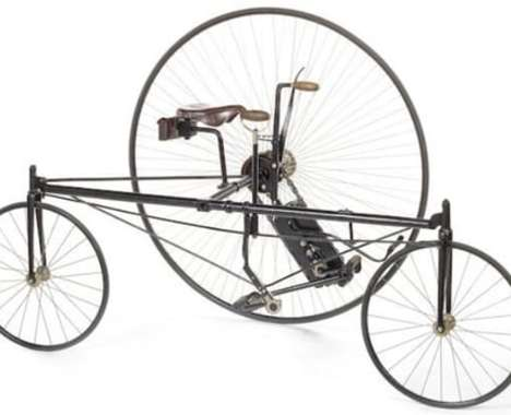 Rotary Tricycle Auctions