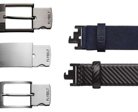 Clipping Belt Buckles