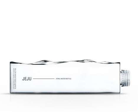 Fluid Water Bottle Designs