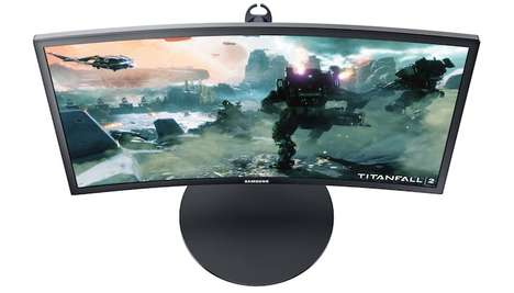 Quantum Particle-Infused Monitors - Samsung's New Gaming Monitors Feature Quantum Dot Displays