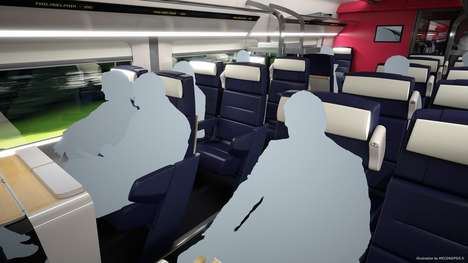 Tilt-Tracking Trains - Amtrak's New High-Speed Trains Handle Curves With Smooth Precision