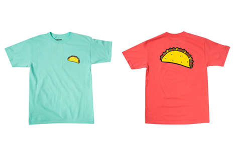 Cartoon-Like Branded Apparel - Jasper and Taco are Expanding the Odd Future Clothing Line