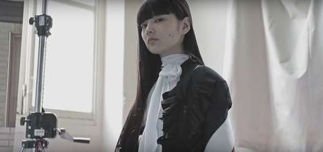 Luxe Pop-Up Commericals - The Givenchy Essentials Video Preps Consumers for a Temporary Tokyo Store
