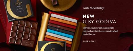 Premium Single-Origin Chocolates - GODIVA is Releasing a New Selection of Mexican Chocolates