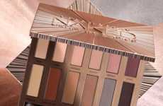 Crowdsourced Eyeshadow Palettes - Urban Decay's Newest Eyeshadows Offer a Unique Range of Colors