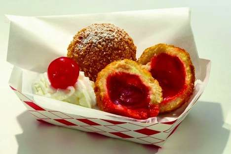 Deep-Fried Gelatin Desserts - This Year's Texas State Fair Featured Fried Jell-O