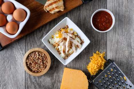 Fast Food Grain Bowls - Chick-fil-A is Testing Out Grain Bowls as a Better-For-You Option