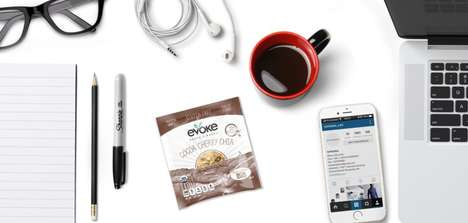 Single-Serve Muesli Packets - Evoke's Grab-and-Go Muesli is Made for Eating on the Run