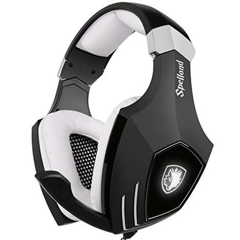 Inexpensive Gaming Headphones - The SADES A60/OMG is a Newly Updated and Inexpensive Gaming Headset