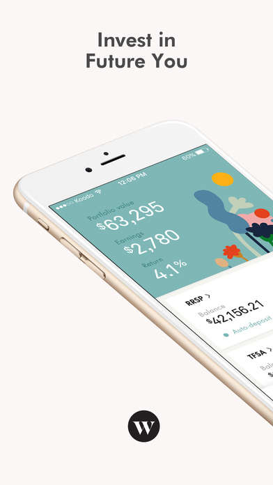 Millennial-Focused Investing Apps - Wealthsimple's Financial App Targets Millennial Investors