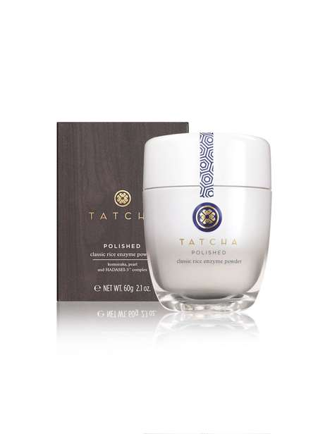 Beauty Rice Polish - The Tatcha Rice Enzyme Powder Is Soft Enough For Daily Exfoliation
