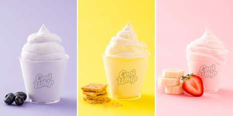 Flavored Whipped Creams - Cool Whip Will Soon Be Available in a Tantalizing New Flavor