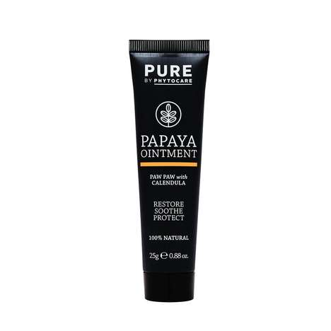 Soothing Breastfeeding Ointments - The Pure Papaya Balm Treats Inflamed Nipples Using Fruit Extracts