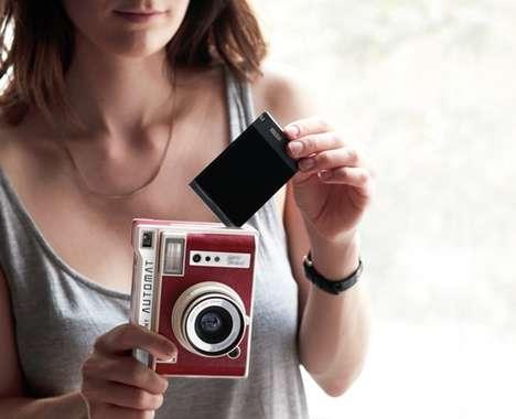 Modernized Vintage Cameras