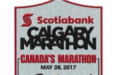 Patriotic Anniversary Marathons - The Calgary Marathon Added an Event for Canada's 150th Anniversary