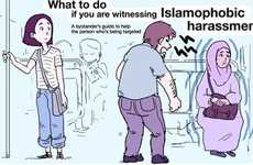 Reactive Muslim Harassment Guides