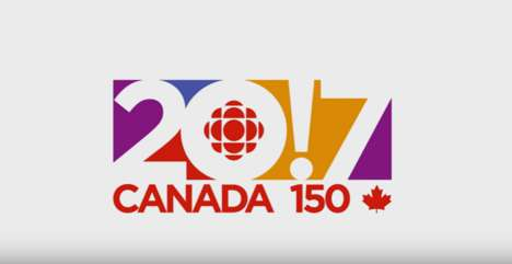 Patriotic Documentary Series' - CBC is Celebrating Canada's 150th Anniversary with a Ten-Part Series