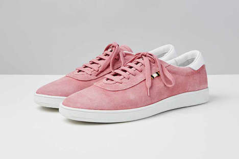 Label-Launching Skate Shoes - Brendon Babenzien's Series of Suede Skate Shoes Introduces His Brand