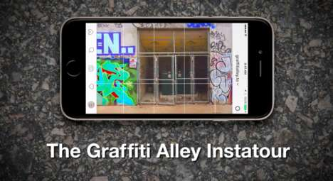 Digital Street Art Tours - 'graffitialley.to' on Instagram Captures All of Toronto's Graffiti Alley